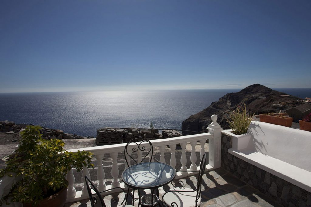Alojera, La Gomera: wonderful sea view