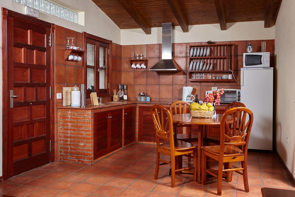 Casa Francisco in Hermigua, with truly impressive panoramic views