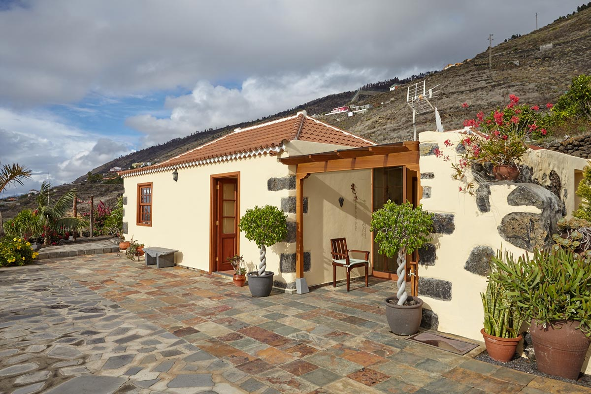 Casa rural La Time (La Palma, Fuencaliente) - Casa rural with sea view