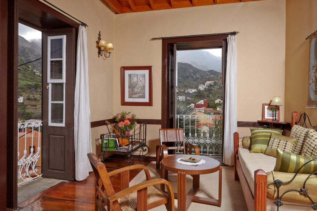 holiday home in Vallehermoso, La Gomera